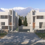 Render Las Pircas Townhouse