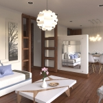 Render Living Condominio La Estancia